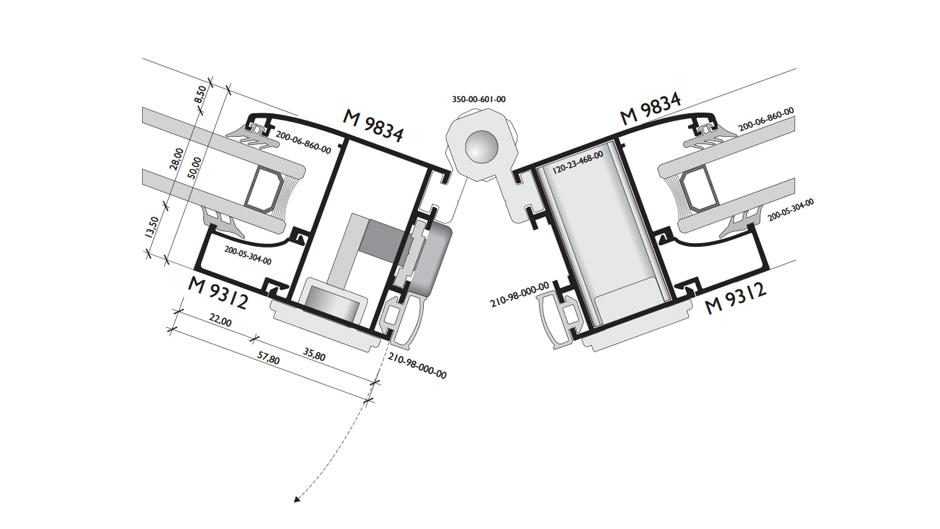 Алюминиевые сложные системы Алюмил