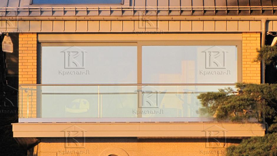 Розсувні вікна в котеджі