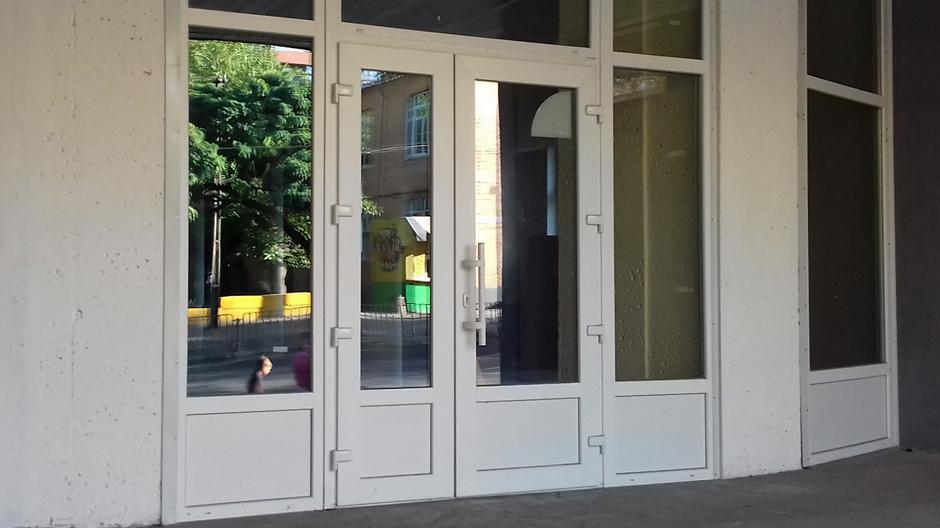 Двері WDS